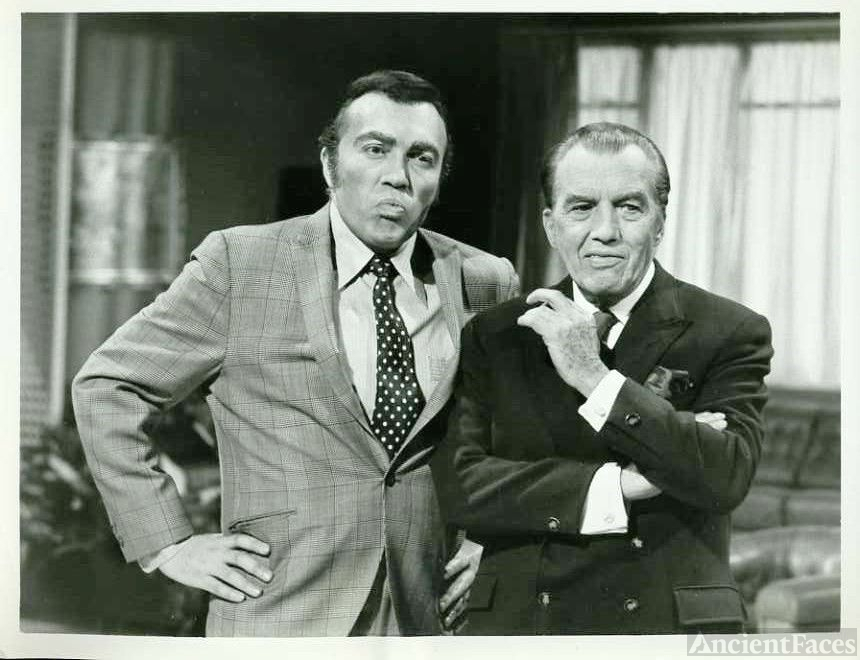 Will Jordan and Ed Sullivan