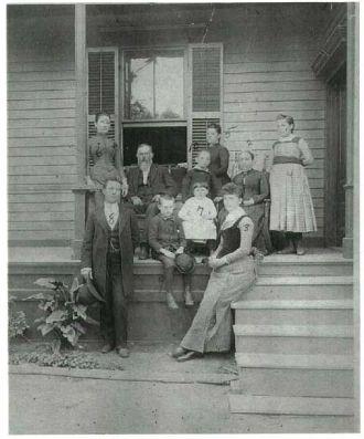 Charles B. Kimball family