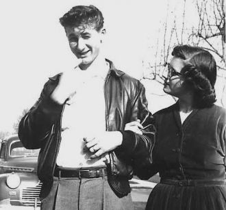 Frank Kroetsch & Joyce Benning Kroetsch
