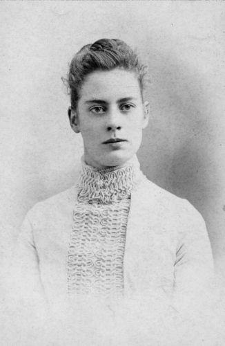 Fanny Beecher Goulding