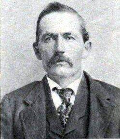 Philip C. Metz, Ohio, 1900