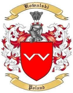 Alan M. Kowalski crest
