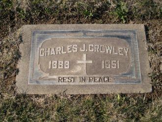 Charles J. Crowley Gravesite
