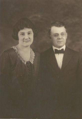 Eloff & Maude Hadlund