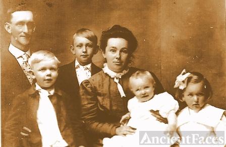 Charles E. Babcock Family