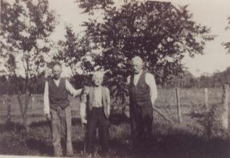 Wilson, Frank, and Bert  Donner