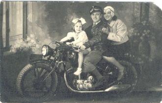 Picasso family
