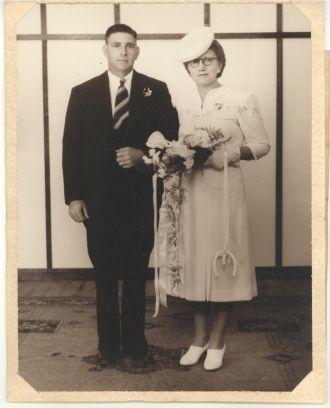Martha & Walter George Kluck