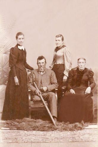 George Washington Keysor Family