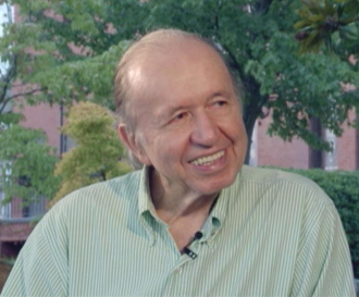 A photo of Bob Dorough