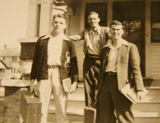 1950's Young Men