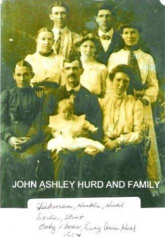 John Ashley Hurd Family