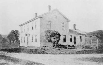 Susan B. Anthony's birthplace