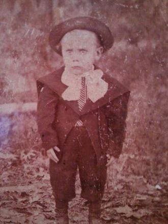 Oscar Brown, circa 1900