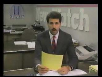 John Schieszer, NewsWatch