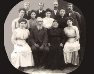 Hans Peter Rasmussen Family