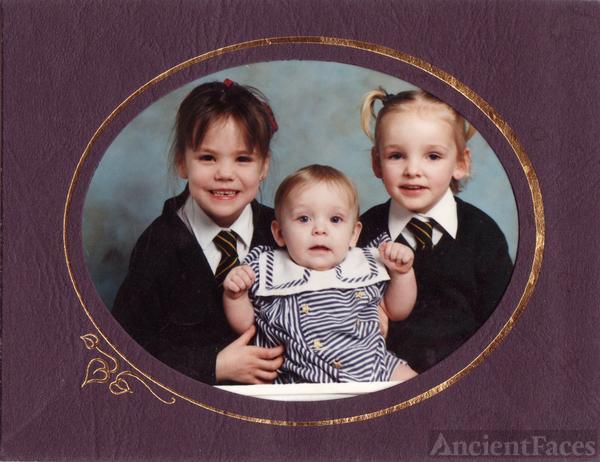 linzie, leanne & Sam