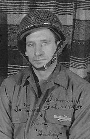 John Walker WWII
