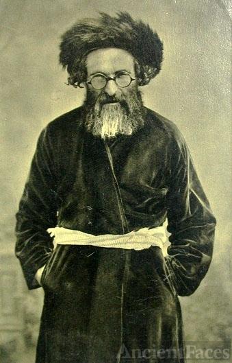 Really A. Rabbi Jacobs