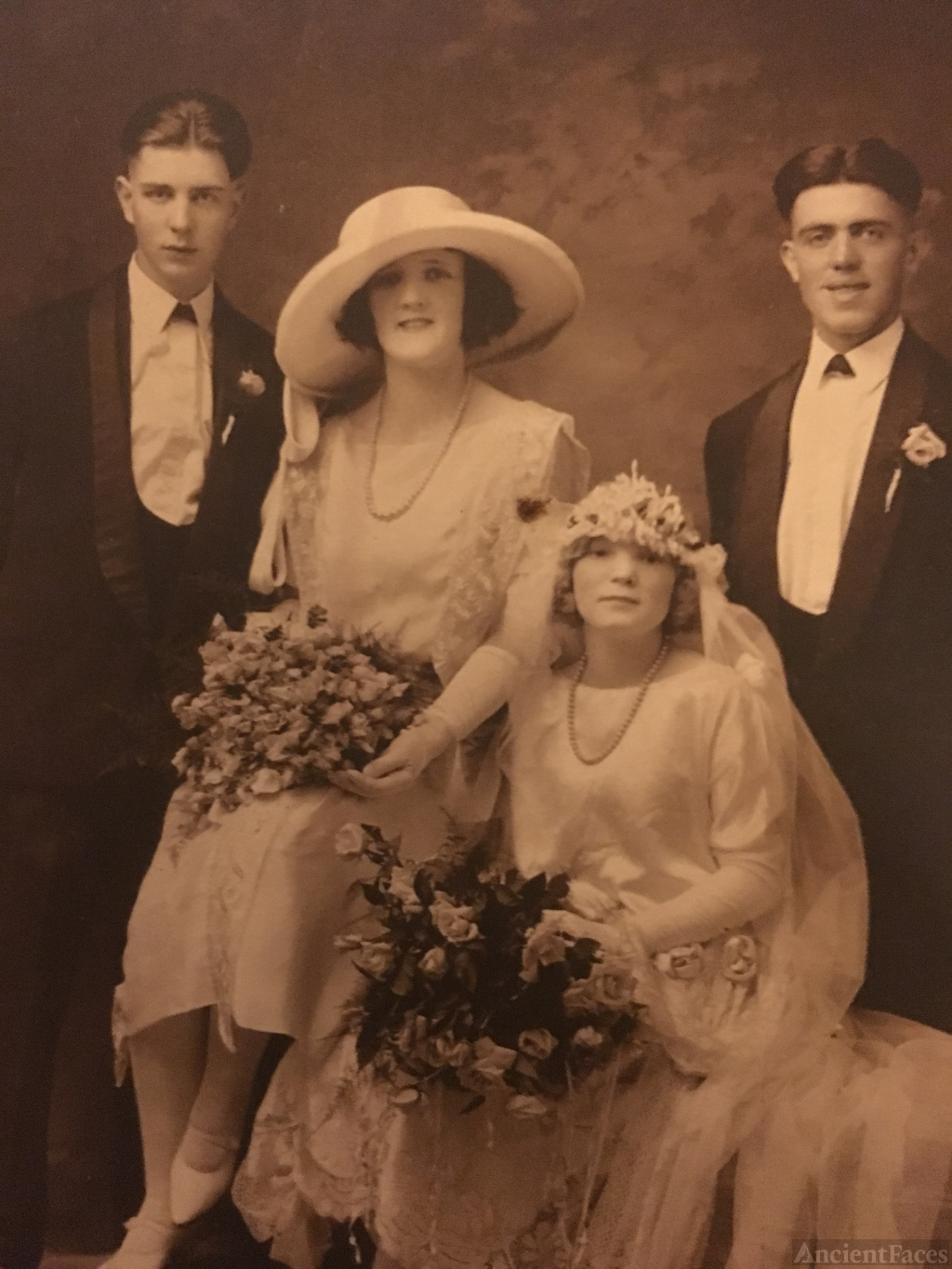 Fred Wittman and Susan Farrell Wedding