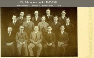 Joseph Henry Beecher--U.S., School Yearbooks, 1900-1999(1926) Sub Turri -1