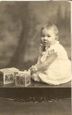 Lorraine Lucas Baby Photo