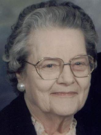Constance Vanneta (Biggs) Myers