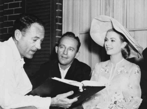 Charles Walters, Bing Crosby, Grace Kelly