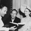 Charles Walters, Bing Crosby, Grace Kelly