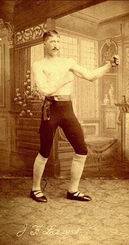 Joel Francis Lewis, Montana 1900