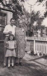 Buelow and Steffen Family Mid 1940's