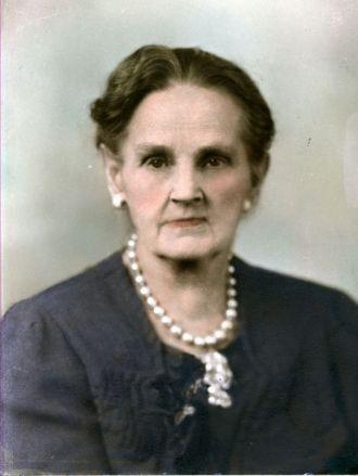 Estella Polly (Wright) DeLaughder