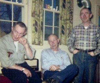 Mike, Andy & Pat Daley