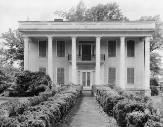 Lawler House, Talladega vic., Talladega County, Alabama