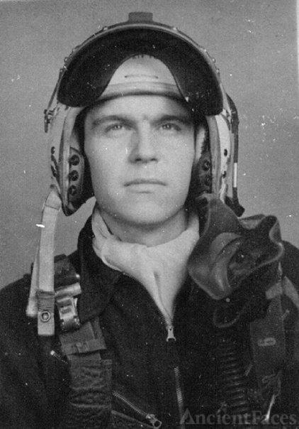 Gerald R. Matson, 1953