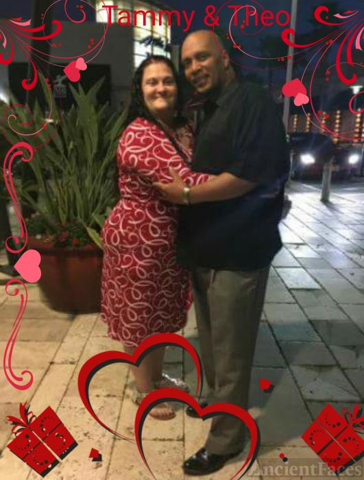 Mr & Mrs Andrews