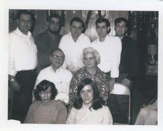 Family of Floyd Barton