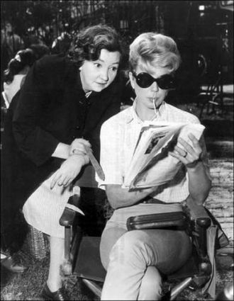 Patsy Kelly and Doris Day