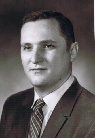 A photo of Harry L Rupf