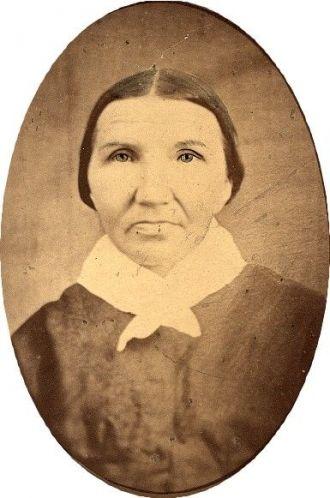 A photo of Elizabeth Dorr Ripper