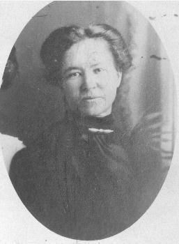 Mary Mae WELLS MCMURRIN-TOWNSEND