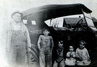 William Grooms Family