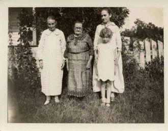 Godfrey, Kelley, Magness women