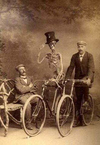Halloween Bicycle