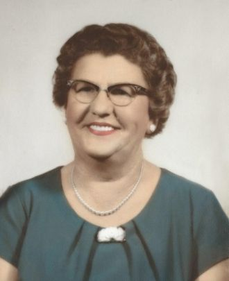 A photo of Julia Mae (Bessenyei) Kittle