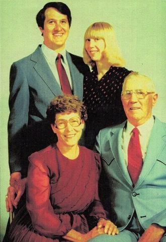 Elmer, Norma, & Dee Dettmer
