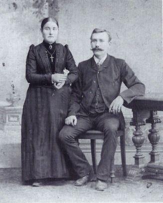 Johann and Barbara (Leist) Thome
