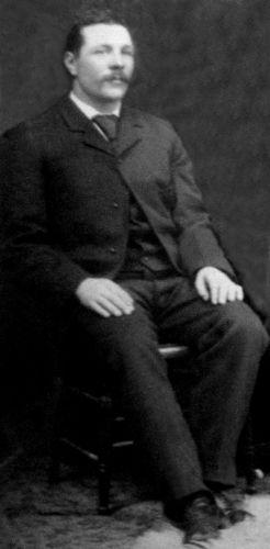 William Madison McVicker