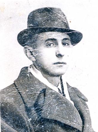 A photo of Albert Barci Markovits