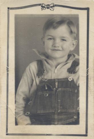James Lafayette Coffman age 5